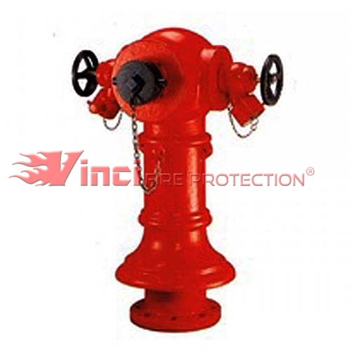 Jual Hydrant Pillar Three Way
