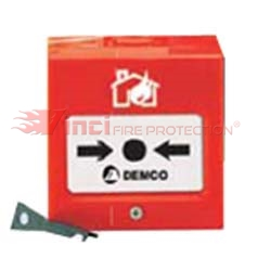 Manual Call Point Demco D-108