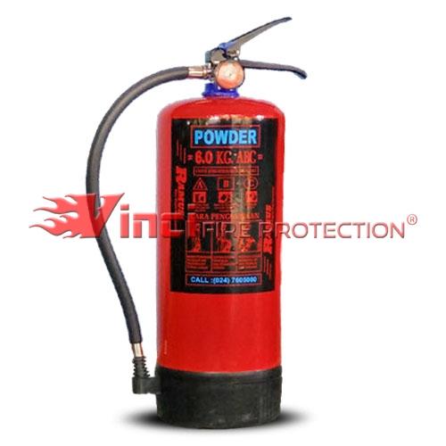 Jual Tabung Pemadam Api Powder Ramus 6 kg Semarang