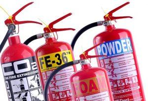 jenis bahan isi tabung pemadam kebakaran