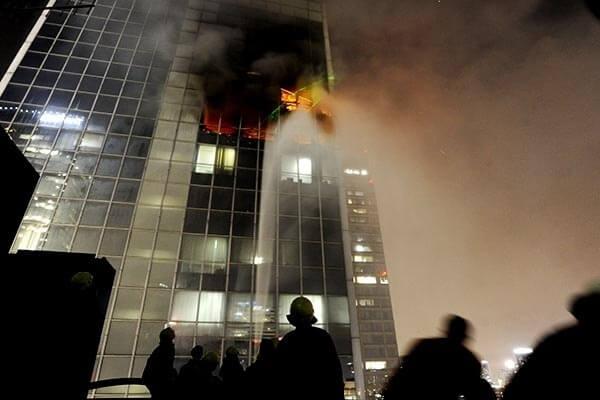 Proteksi Kebakaran Gedung