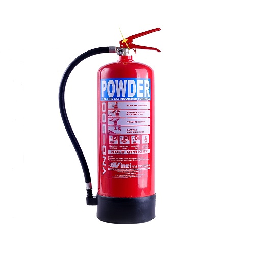 Jual Tabung Pemadam Kebakaran Isi ABC DRY Chemical Powder Semarang