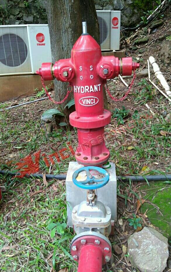 kontraktor hydrant semarang