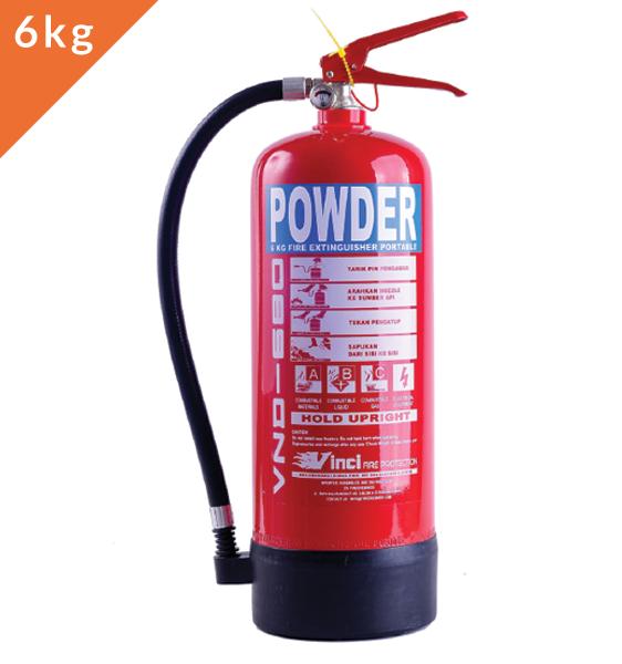 Jual Tabung ABC DRY Chemical Powder Semarang