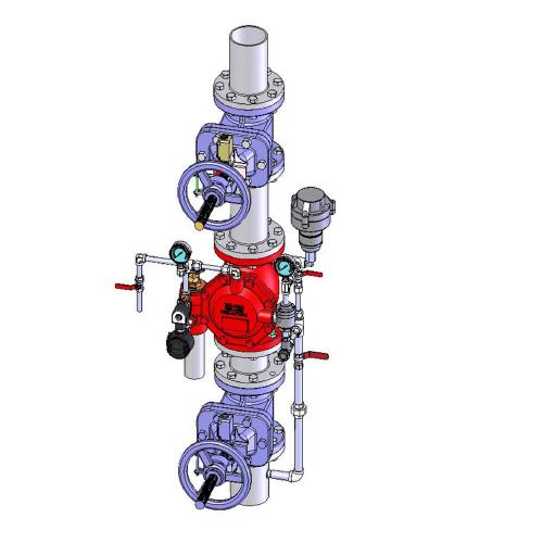 shilla deluge valve