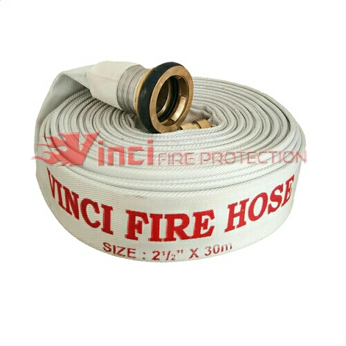 Vinci Fire Hose Canvas