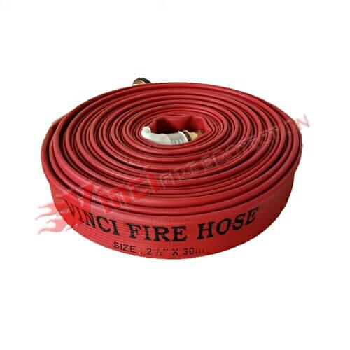 Vinci Fire Hose Rubber 2.5 Inch X 30 M