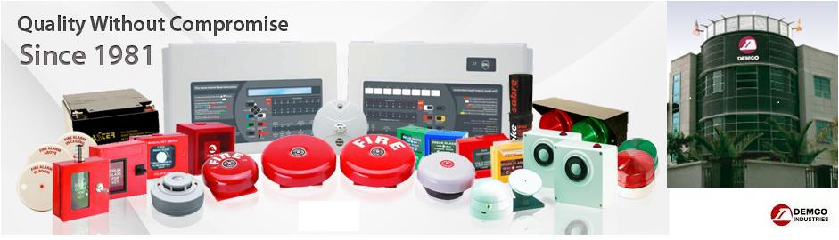 Jual Fire Alarm Demco Kualitas Bagus, Terlengkap, Harga Terbaik