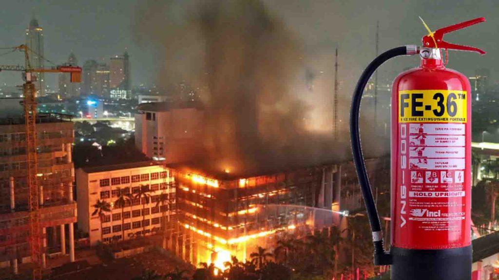 manfaat apar dalam proteksi kebakaran