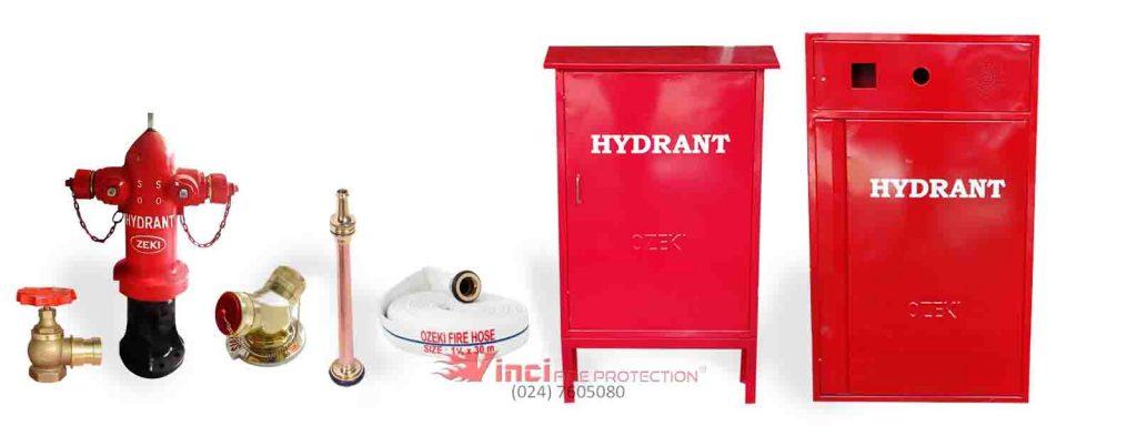 Jual Fire Hydrant Zeki Ozeki