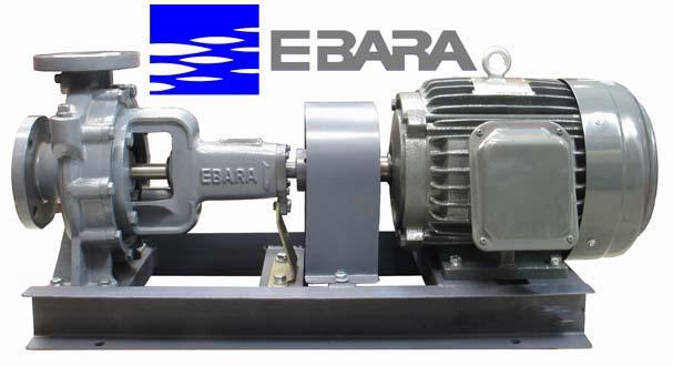 Jual Pompa Hydrant Diesel Electric Ebara