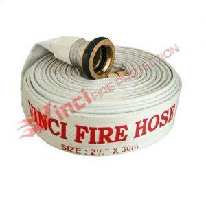 fire hose canvas vinci