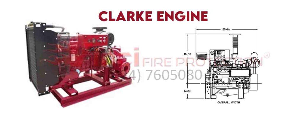 Jual Diesel Pump Engine Clarke
