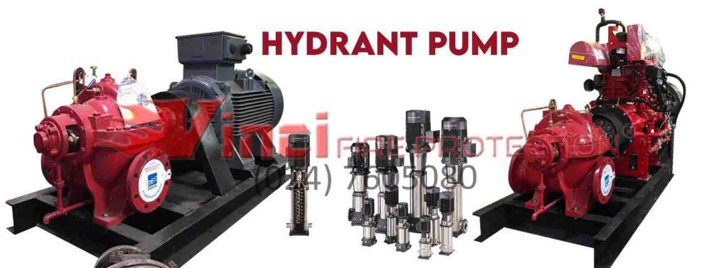 pompa hydrant