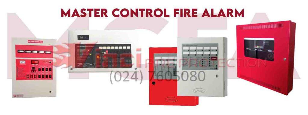 Fungsi MCFA pada fire alarm system