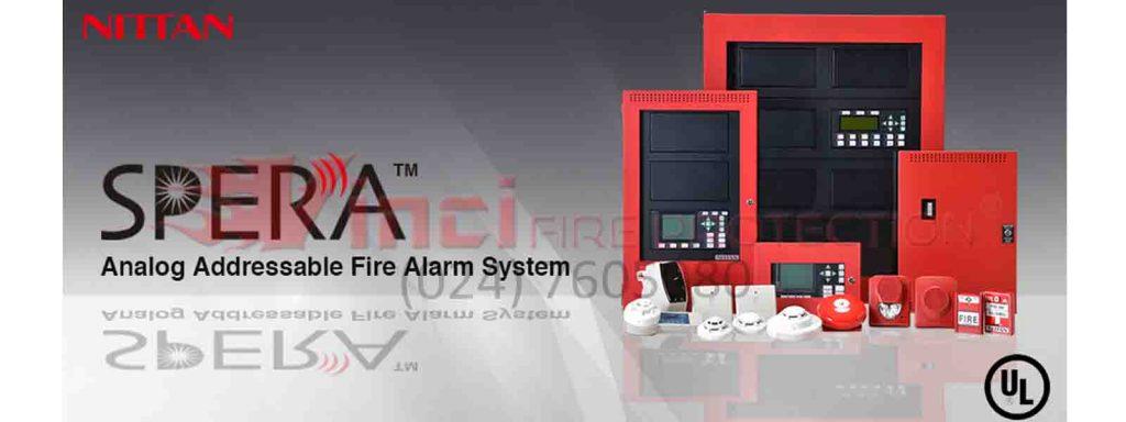 fire alarm nittan
