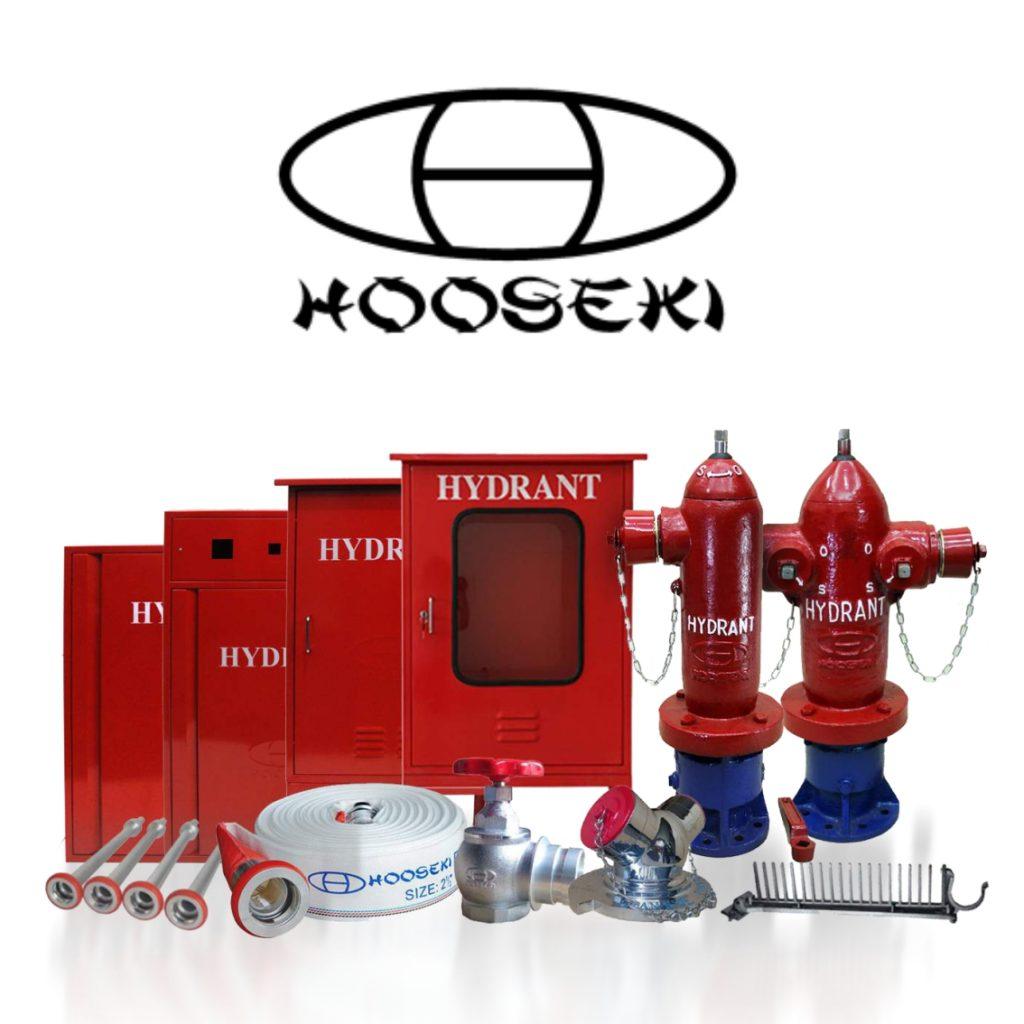 distributor hydrant hooseki